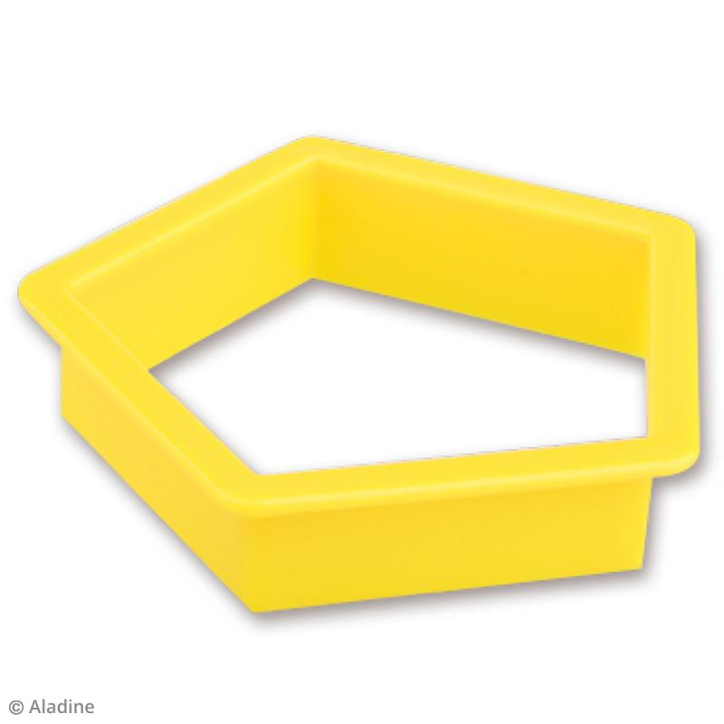 Kit Happy Sand 1 kg - Formes géométriques - Photo n°5