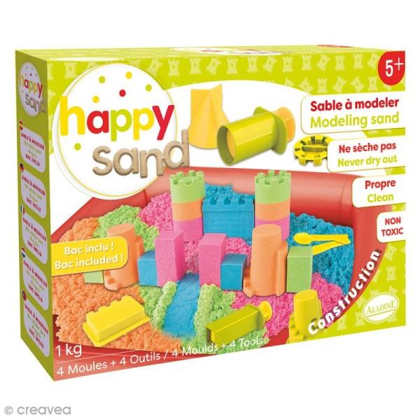 Kit Happy Sand 1 kg - Château - Photo n°1
