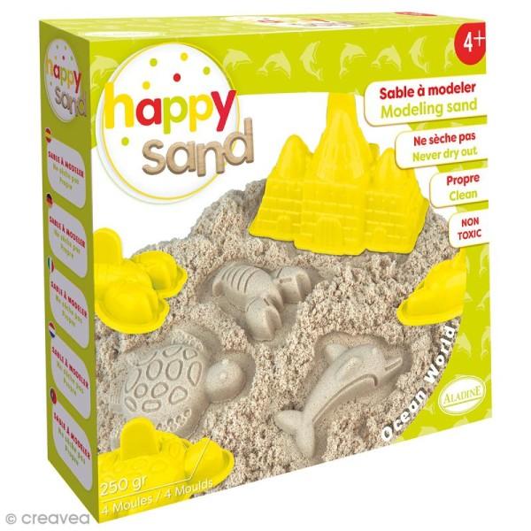 Kit Happy Sand 250 g - Sous l'océan - Photo n°1