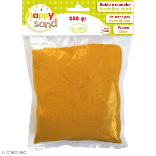 Recharge Happy sand - Orange - 250 g - Photo n°1
