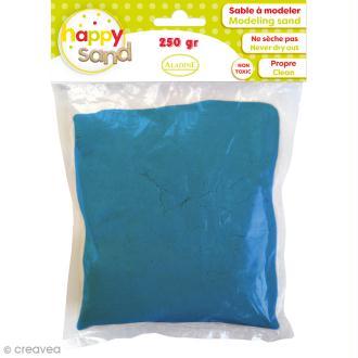 Recharge Happy sand - Bleu clair - 250 g