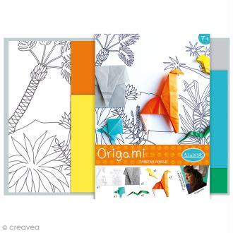 Kit Origami - Tableau Safari
