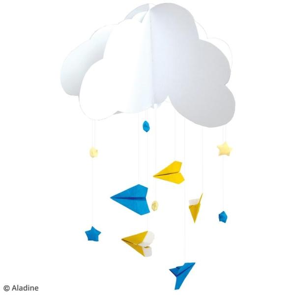 Kit Origami - Décoration chambre de bébé - Garçon - Photo n°3
