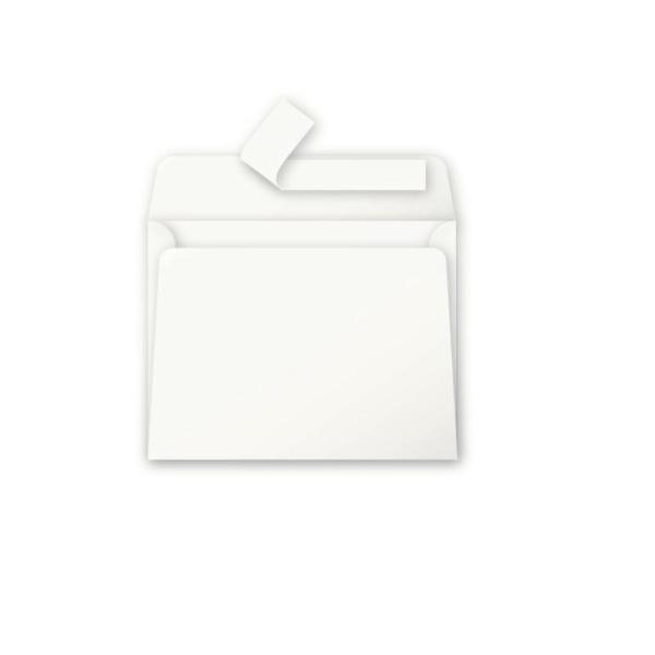 Enveloppe POLLEN Blanc - 90 x 140 - Pack de 20 - Photo n°1