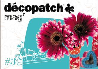 Decopatch Mag N° 3 - Fêtes