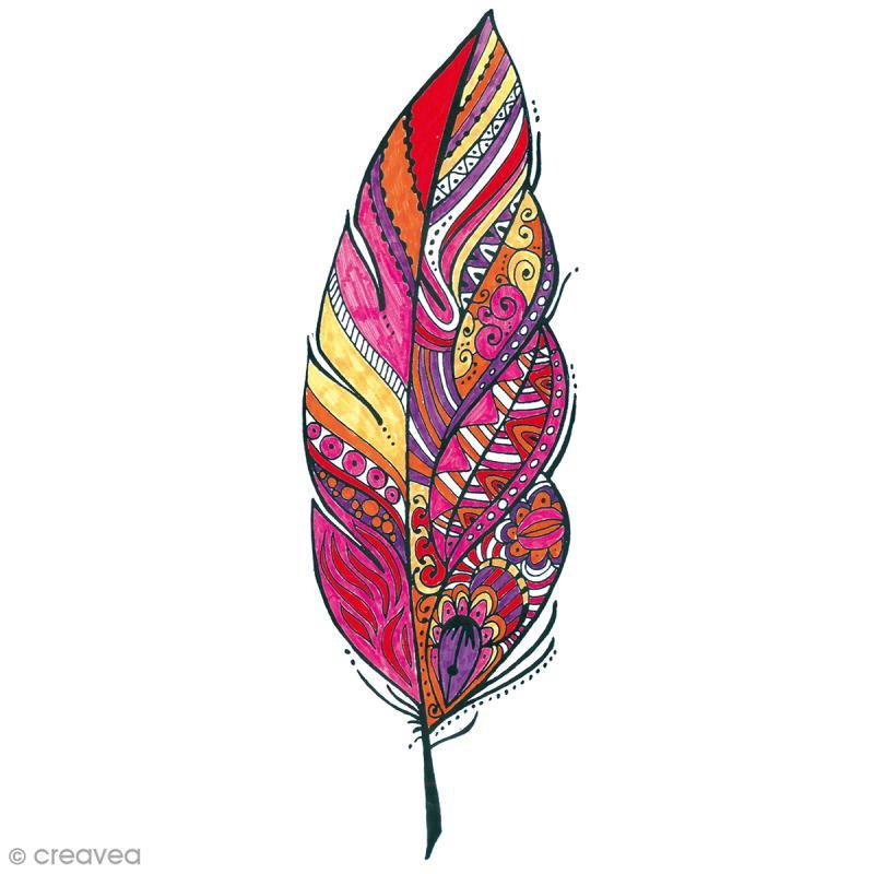 Feutres pinceaux Edding - 10 Brushpens - Photo n°6