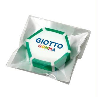 Gomme hexagonale GIOTTO (vendue à l'unité)