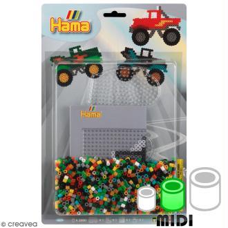 Kit Perles Hama Midi - Camion
