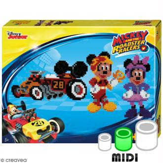 Kit Perles Hama  Midi - Mickey and The Roadster Racers