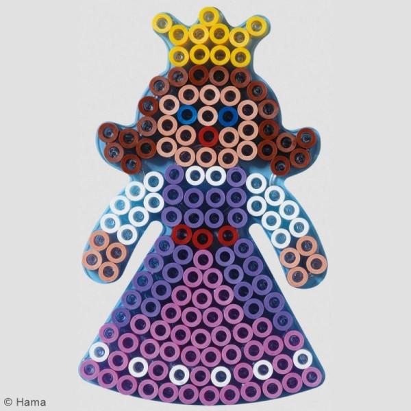 Plaque Support pour Perles Hama  Maxi - Princesse - 1 pce - Photo n°2