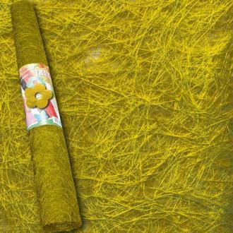 Rouleau Sisal Vert jaune 100 x 50 cm