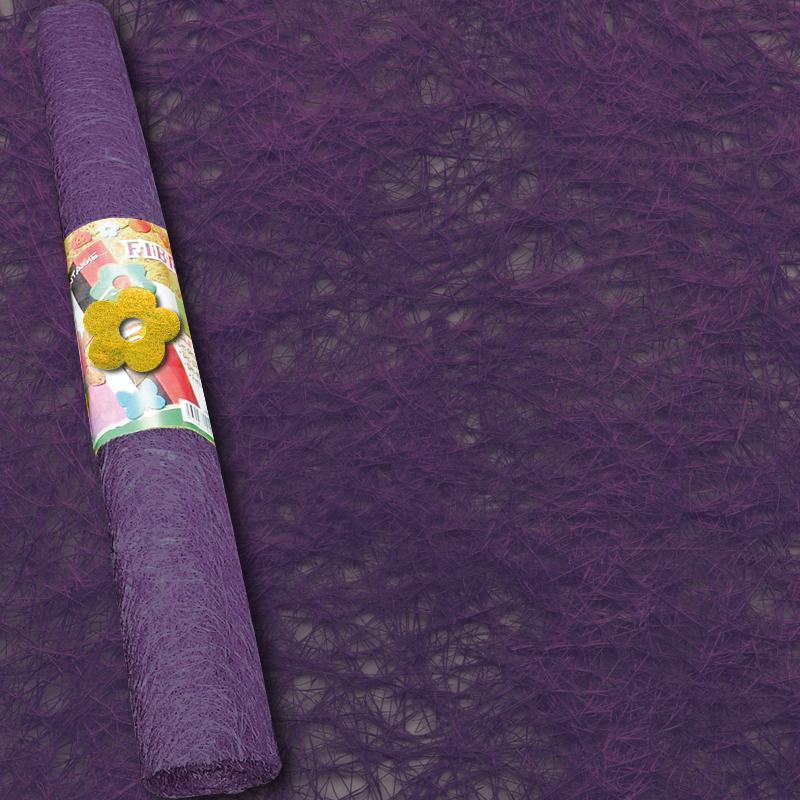 Rouleau sisal violet 100 x 50 cm sisal rouleau creavea for Accessoires cuisine originaux