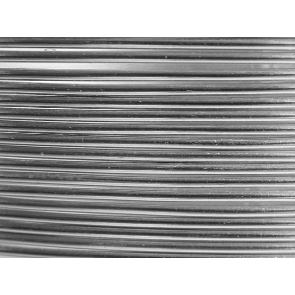 Bobine 200 Mètres fil aluminium brut 1,5 mm - Photo n°1