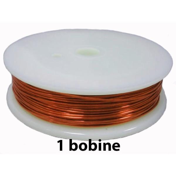 1 bobine Cognac 0.5 mm - Photo n°1