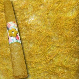 Rouleau Sisal Marron jaune 100 x 50 cm