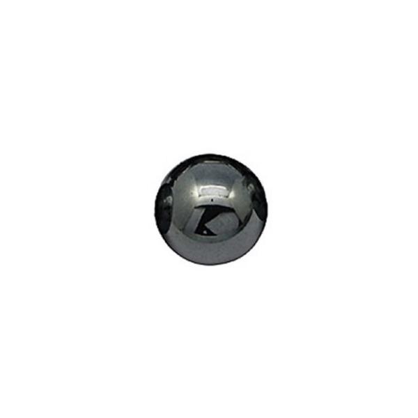 10 x Perle Hématite 8mm - Grade AAA - Photo n°1