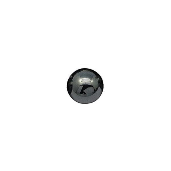 10 x Perle Hématite 4mm - Grade AAA - Photo n°1