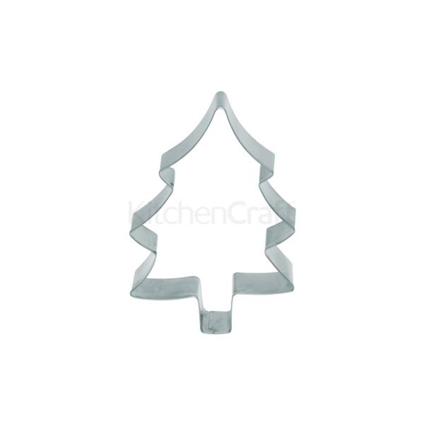 Emporte pièce grand sapin de Noël 13 cm - Photo n°1