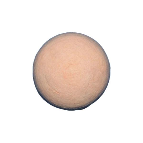 5pcs Couleur de la Peau Tour de l'Hémisphère du Coton Filé tchèque FIMO Visage Formulaire Vierge en - Photo n°1