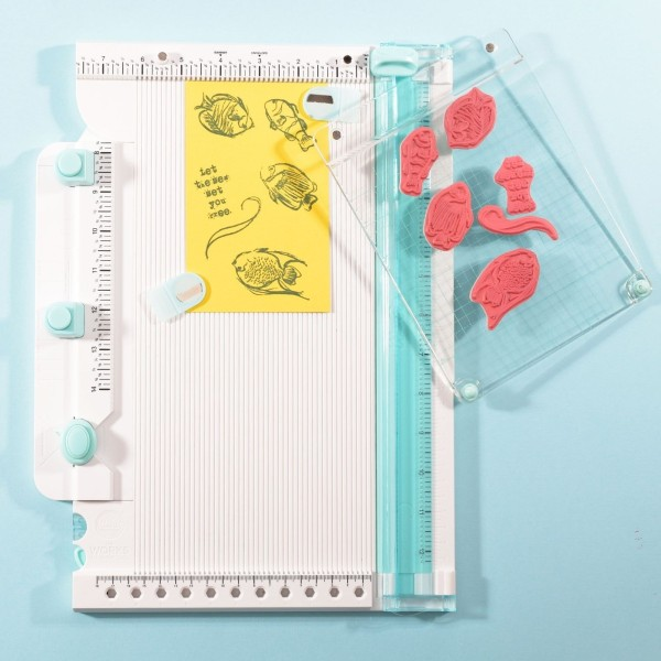 Set outils scrapbooking - All in one tool We R Memory Keepers - Photo n°4