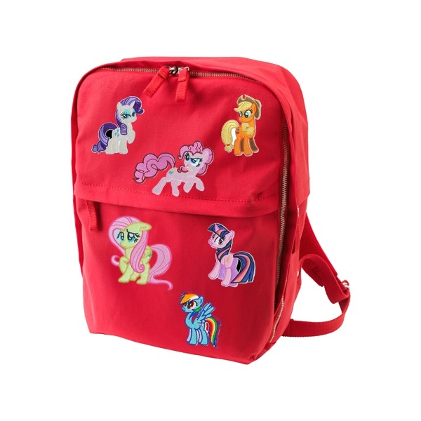 Écusson brodé thermocollant My Little Pony Pinkie Pie, mon petit poney - Photo n°3