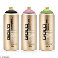 Spray peinture Montana GOLD - 400ml