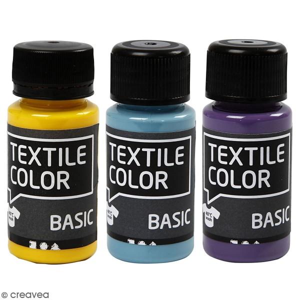 Peinture Textile Color - 50 ml - Photo n°1
