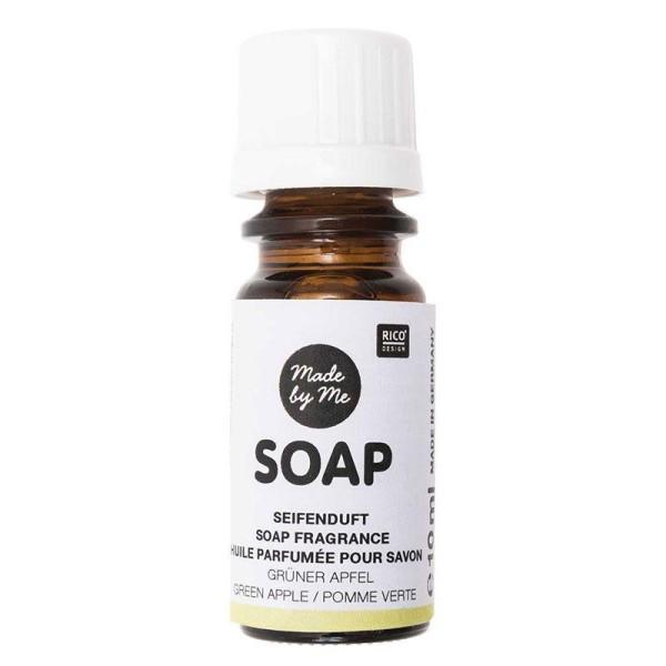 Huile parfumée pour savon à la pomme - 10 ml - Photo n°1