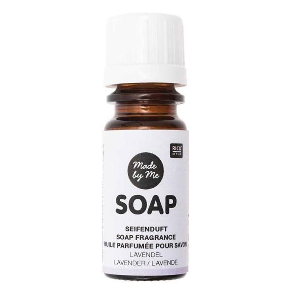 Huile parfumée pour savon à la lavande - 10 ml - Photo n°1