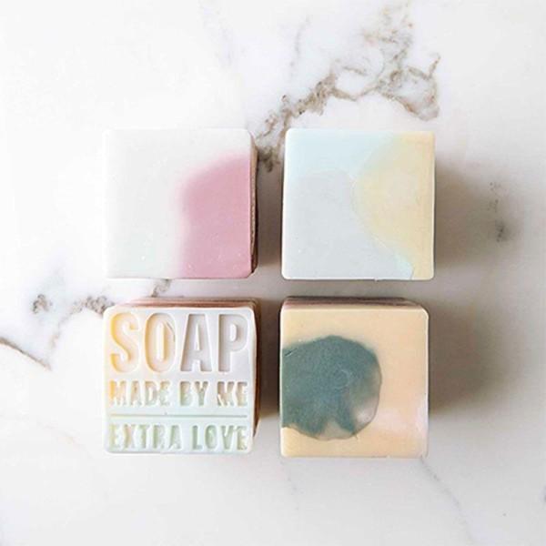Huile parfumée pour savon à la rose - 10 ml - Photo n°2