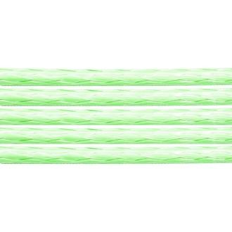 80 Mètres de coton ciré Vert Jaune 1 mm