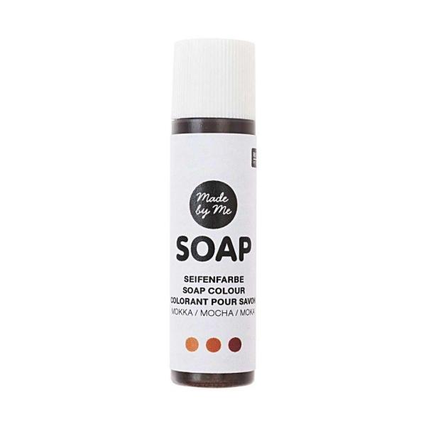 Colorant pour savon moka - 10 ml - Photo n°1
