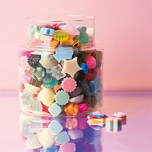 Colorant pour savon vert tilleul - 10 ml - Photo n°3