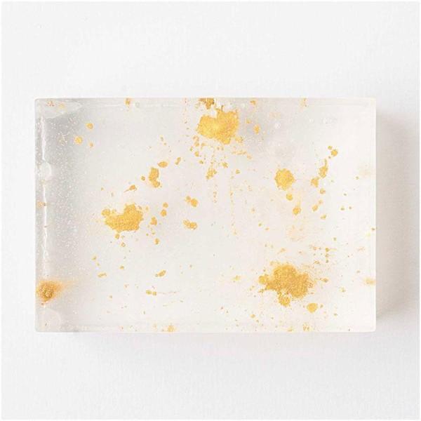 Pigment doré pour savon 20 ml - Photo n°2