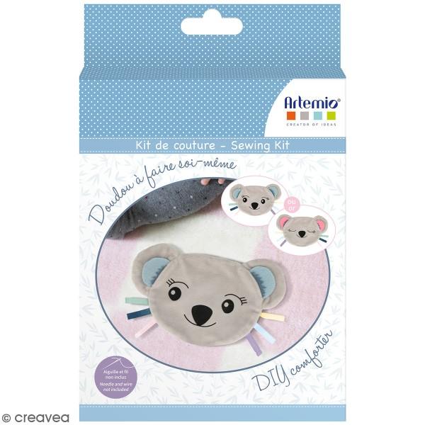 Kit de couture Artemio - Doudou plat Koala - Photo n°1