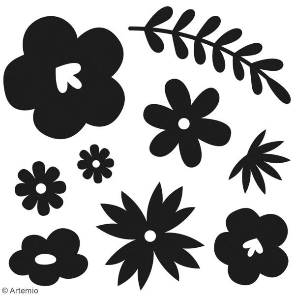 Die Artemio Fleurs - 7,2 x 7,2 cm - 1 pce - Photo n°2
