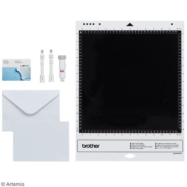 Kit de perforation de papier - 7 pcs - Photo n°2