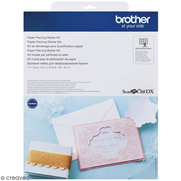 Kit de perforation de papier - 7 pcs - Photo n°1