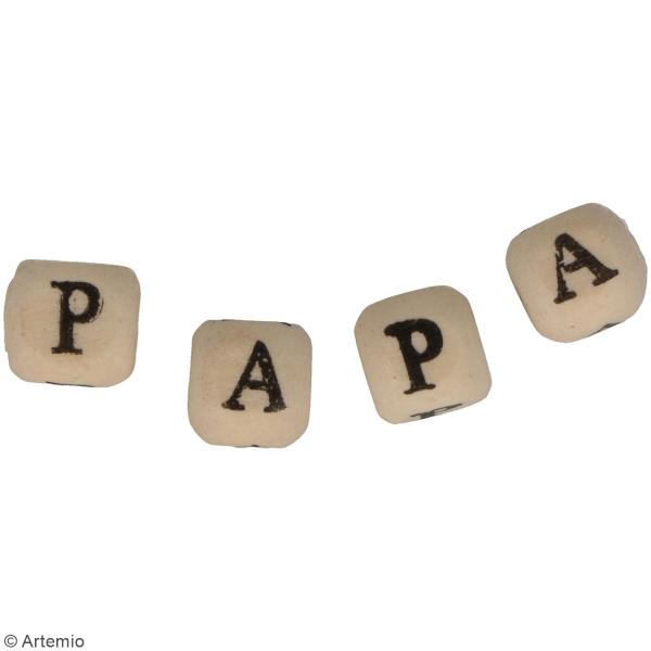 Kit DIY porte-clés à message - Papa - 3 pcs - Photo n°5