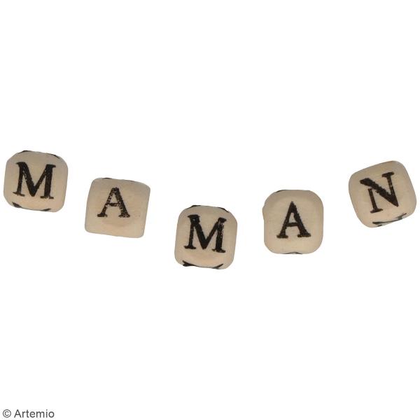 Kit DIY porte-clés à message - Maman - 3 pcs - Photo n°5
