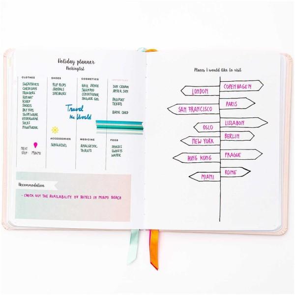 1pc Rose Numéros de Papier Washi Tape 1 / 31 Calligraphie Agenda Personnalisé Balle de Journal Journ - Photo n°4