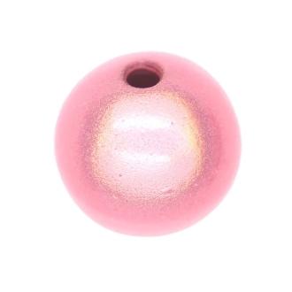 10 Perles magiques 12 mm Rose Grade A