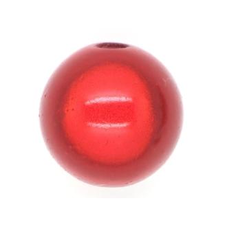 20 Perles magiques 8 mm Rouge Grade A