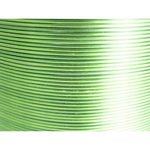 2 Mètres fil aluminium menthe 1mm Oasis ® - Photo n°1