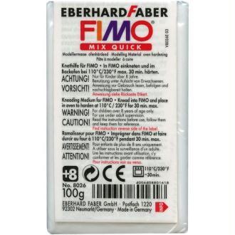 Ramolisseur pour Fimo Mix Quick 100 gr