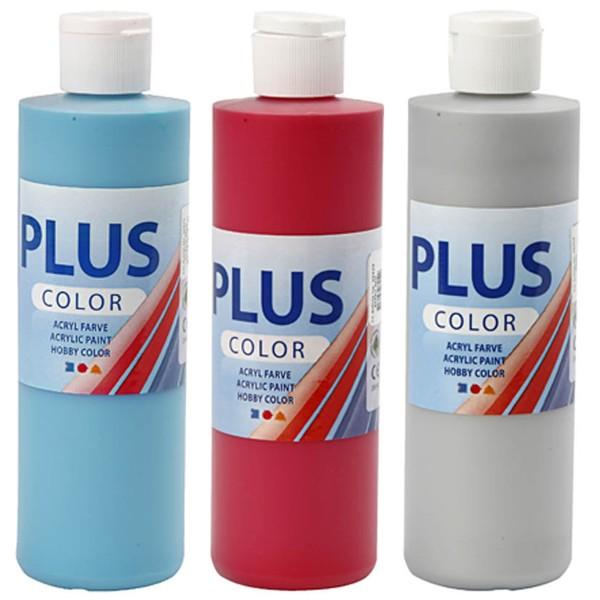 Peinture acrylique Plus Color - 250 ml - Photo n°1