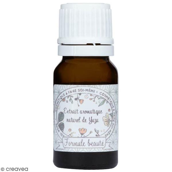 Extrait aromatique naturel - Yuzu - 10 ml - Photo n°1