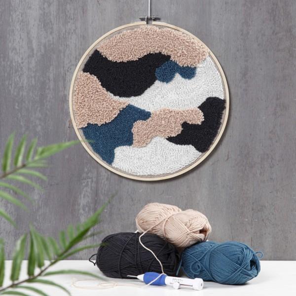 Pelote de laine pour bébés Baby Wool Yarn - 172 m - Photo n°2