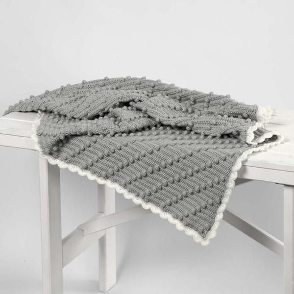 Pelote de laine pour bébés Baby Wool Yarn - 172 m - Photo n°4