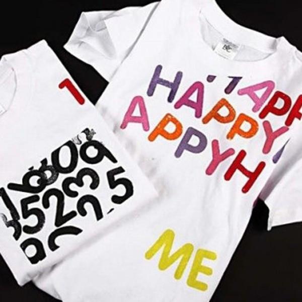 T-shirt à manches courtes - Blanc - 1 pce - Photo n°4